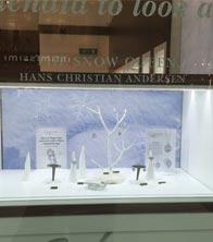 Clogau - Christmas - Window Scheme - Westfield