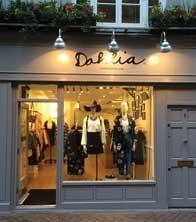 Dahlia - Instore Fixtures