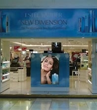Estée Lauder - New Dimension Roll Out