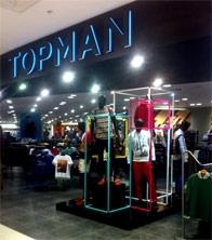 TOPMAN - Trafford
