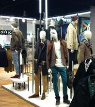 TOPMAN - Stratford Display