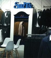 Premium Suits, Wardrobe Fixture