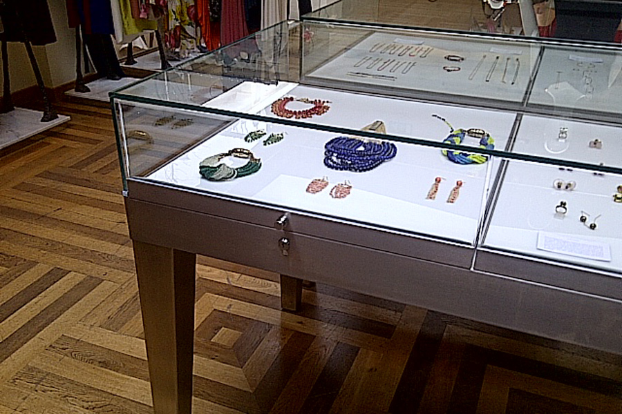 Jewellery cabinet 2