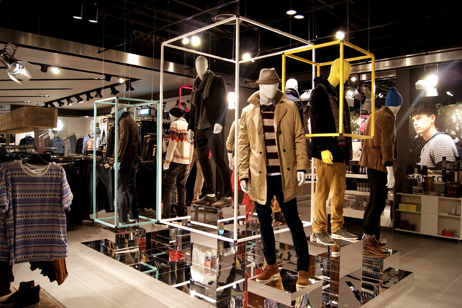 Mens Fashion Stores In Chicago